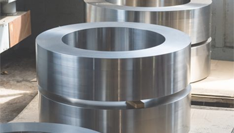 forging - seamless rolled rings